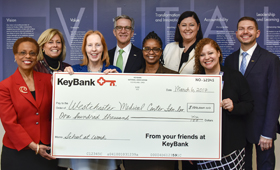 KeyBank Foundation Contributes $100,000 to Support School At Work Workforce Development Program at Westchester Medical Center